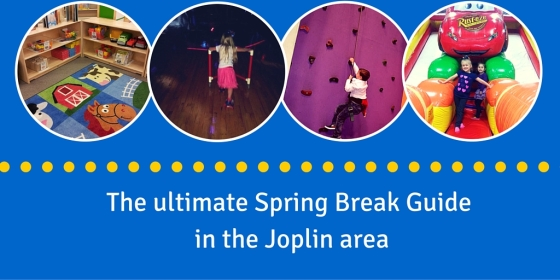 The ultimate Spring Break Guide in the Joplin area